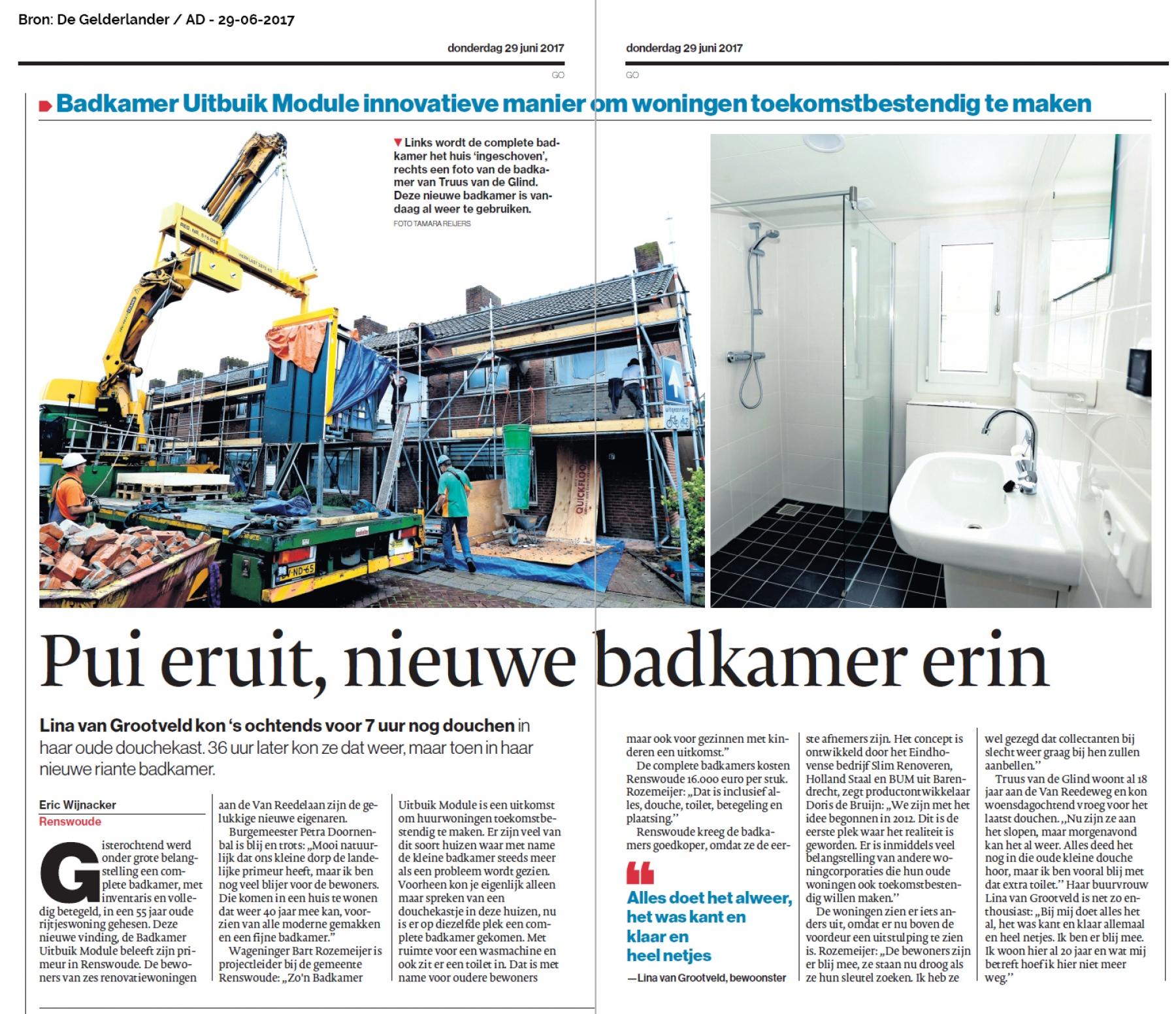 SlimRenoveren.nl > Ontwikkeling BUM
